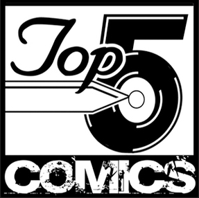 Interview on the Top 5 Comics Podcast