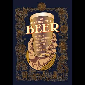 <i>Comic Book Story of Beer</i> — Final Cover Unveiled
